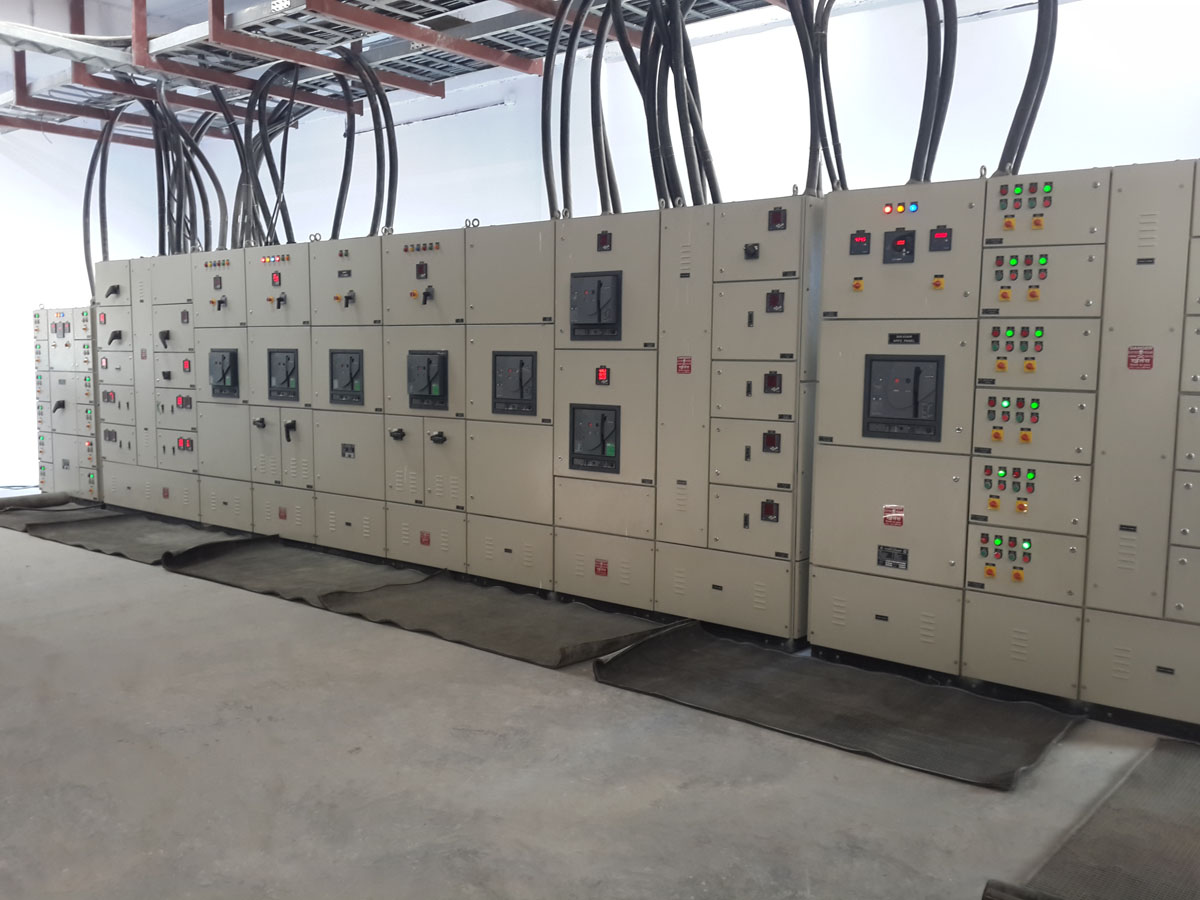 Power Control Center Panel (PCC )