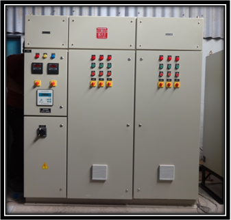 Automatic Power Factor Control (APFC Panel)